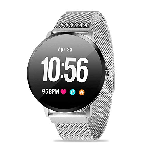KOBWA Smartwatch,Upgrated Fitness Tracker Wasserdichtes IP67 mit