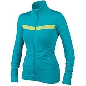 Oakley cool down veste pour femme XS Turquoise - Wave