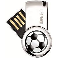 Emtec EKMMD8GS370 S370 Football Memoria USB portatile 8192