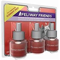 Feliway D89440D Friends Difusor - 3 Unidades