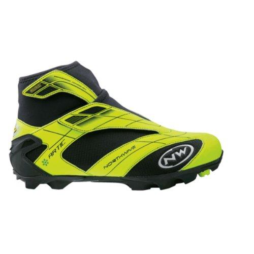 Northwave, Chaussures De Vélo Pour Homme (yellow Flu)