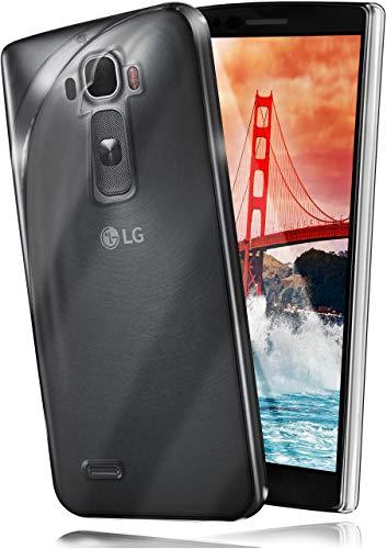 moex® Ultra-Clear Case [Vollständig Transparent] passend für LG G Flex 2 | rutschfest und extrem dünn - Fast unsichtbar, Klar (2 Flex Cover Lg)