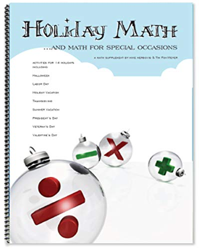 Urlaub Mathematik und Mathematik für besondere Anlässe Workbook ()