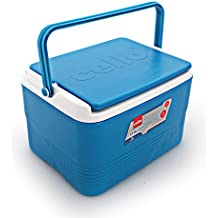 (Certified REFURBISHED) Cello Plastic Chiller Ice Pack, 3 litres, Blue