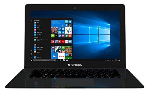 Thomson NEO14C-2BK32 - Ordinateur Portable 14,1' Noir - Windows 10 Home - Processeur Intel Celeron - 2 Go de RAM - 32 Go de Stockag