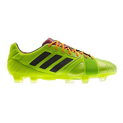 Adidas Fußballschuhe Nitrocharge 1.0 TRX FG Herren lime / schwarz