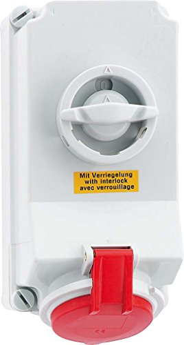 BALS ELEKTROTECHNIK 16042 ACOPLADOR DE ENCHUFE ELECTRICO - ACOPLADORES DE ENCHUFES ELECTRICOS