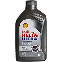 Aceite de Motor Shell Helix Ultra Am-L 5W-30 BMW LL04, 1