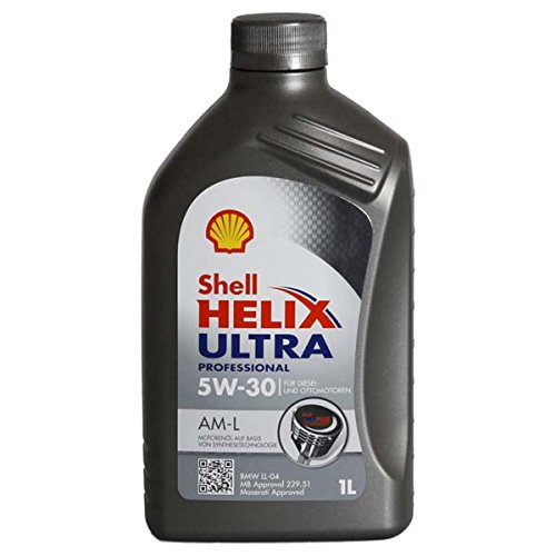 Shell Helix Ultra Le-L 5 W-30 BMW ll04 Moteur, 1 L