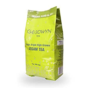Goodwyn Pure and Premium Assam Tea (Chai), 1kg, Makes 500 Cups