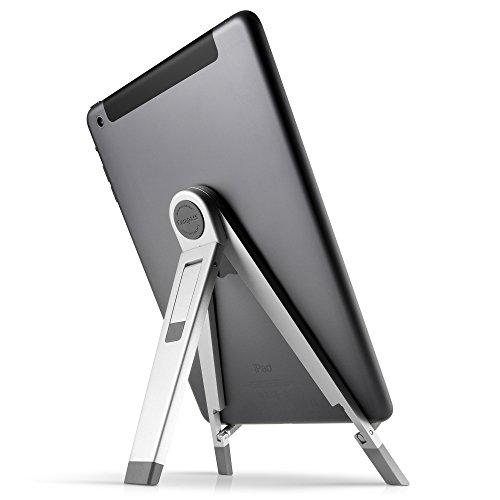 Twelve South Compass 2 Stahl-Ständer (geeignet für iPad, iPad mini, Tablets) silber Ipad Mini Folding Stand