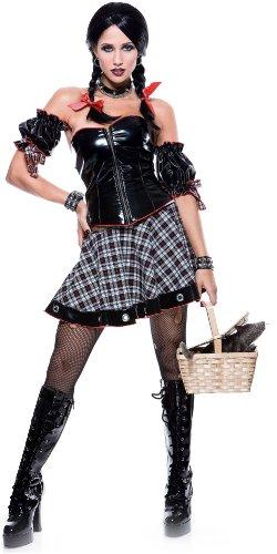 Wicked Oz Mistress Dorothy Md (Wicked Dorothy Kostüm)