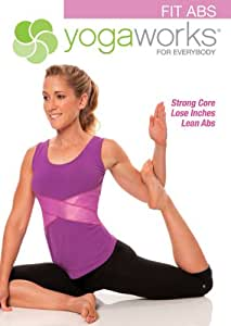 Yogaworks: Fit Abs [DVD] [Region 1] [US Import] [NTSC]