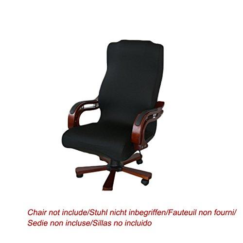Moderne Housse de Chaise Extensible Housse pour Chaise de Bureau