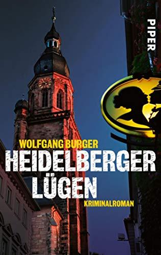 Heidelberger Lügen: Kriminalroman (Alexander-Gerlach-Reihe 2)