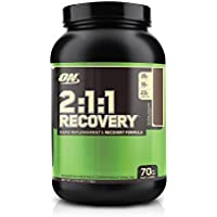 Optimum Nutrition 2:1:1 Replenishment and Recovery Powder, 1.695 kg, Chocolate