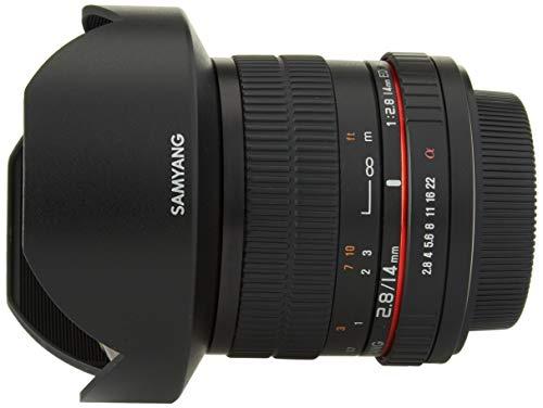 Samyang 14mm F2.8 Objektiv Sony Alpha