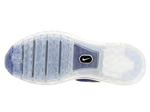 Nike Air Max 2016 (Gs), Chaussures de Running Entrainement Garçon Azul / Noir (Dp Ryl Blue / Blck-Rcr Bl-Pht Bl)