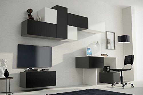 ... RUBIC 3 Ausführungen, Moderne Wohnwand, Exklusive Mediamöbel,  TV Schrank, Neue Garnitur ...