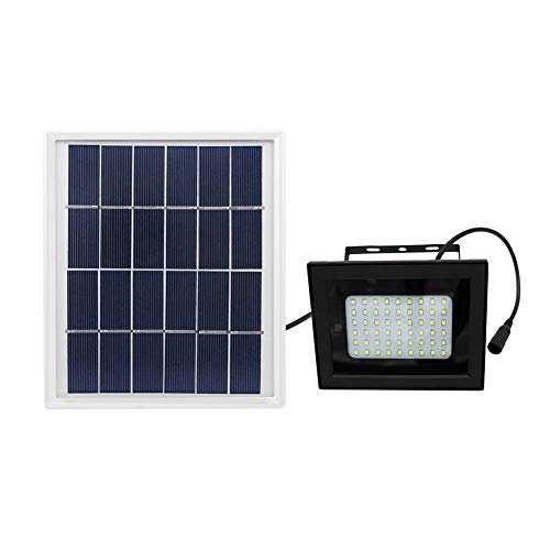 YouN 54 LED Remote Control Waterproof Solar Lamp Outdoor Light (Without Bracket)