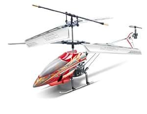 Splash Toys - 30582 - Vehicule Radio commande - Helicoptère Fantôme - 3 Canaux - Structure Métal