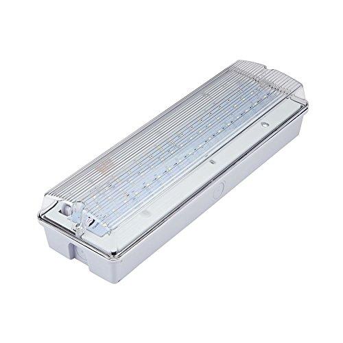 Biard 7,5W LED Notbeleuchtung Notleuchte Orientierungslicht Kühles Weiß