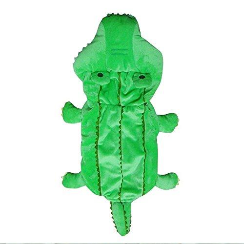 kleidung für haustiere Halloween hund kleidung welpen krokodil Herbst Und Winter Halten warme kleidung , (Einfache Kostüme Bett Halloween 3)