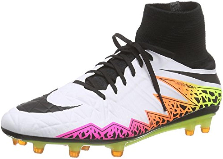 Nike Jr Tiempo Genio Leather IC  Herren Fußballschuhe Multicolor 35 1/2