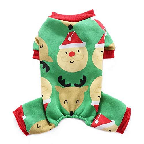 Kostüm Weihnachtsmann Pinguin - GLOBEAGLE Hundekostüm, Weihnachtsmann, Hirsch, Winter, warme Kleidung