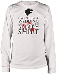TEXLAB - GoT: Bloody Wedding - Langarm T-Shirt