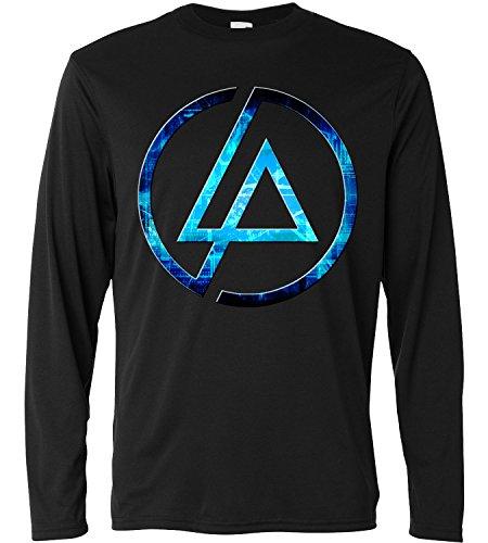 LaMAGLIERIA Camiseta de Manga Larga Hombre - Linkin Park...