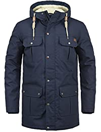 SOLID Chara Teddy - Veste d'Hiver- Homme