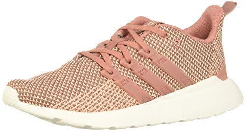 adidas Performance Questar Flow Sneaker Damen Altrosa/weiß, 6 UK - 39 1/3 EU - 7.5 US