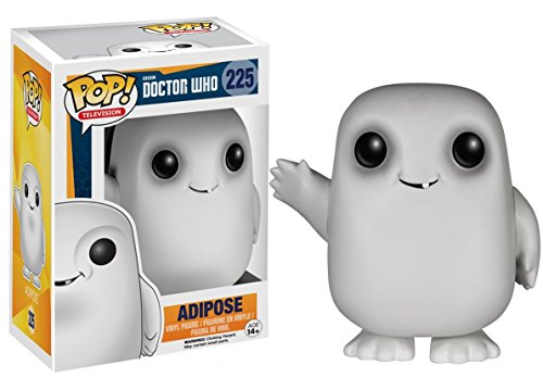 Funko - Figurine Doctor Who - Adipose Pop 10cm - 0849803046330