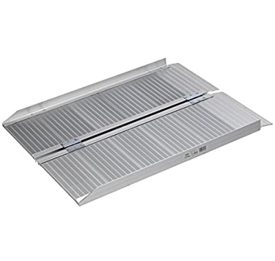 Drive Medical 3ft or 6ft Folding Ramp for Wheelchairs, Powerchairs & Scooters