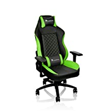 TT E-sports Thermaltake Comfort series XC 500 Black/Green Gaming Chair