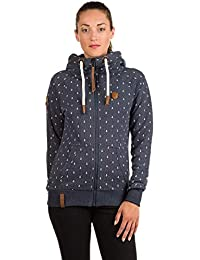Naketano Female Zipped Jacket Brazzo Ankerdizzel III