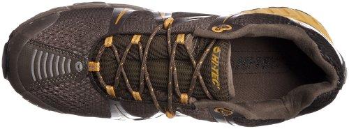 Hi Tec V-Lite Infinity eVent HTO001114, Chaussures de randonnée homme Marron (Marron-TR-F3-25)