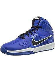 Nike Team Hustle D 6 - Zapatillas de baloncesto Niños