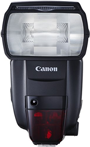 Canon Speedlite 600EX II-RT - Flash para cámara Digital, Negro