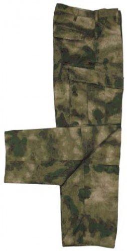 MFH ACU Feldhose US Army Outdoorhose Hose Tarnhose Camohose Freizeithose S-3XL (M, HDT-camo FG) -