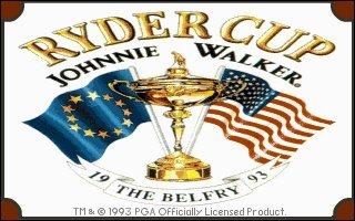 Ryder Cup: Johnnie Walker - Walker Cup