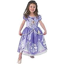 Disney - Disfraz de princesa para niña, talla 2 - 3 años (I-889548TOD)