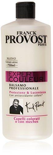 Franck Provost Expert Couleur Balsamo Professionale per Capelli Colorati o con Mèches, 750 ml