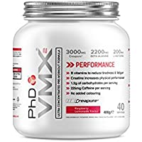 PhD Nutrition VMX, Raspberry Lemonade, 400g