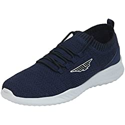 Red Tape Men's Blue Nordic Walking Shoes-8 UK/India (42 EU)(RSC0404C-8)