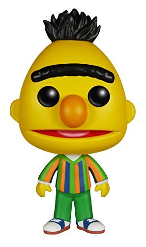 Funko POP TV Sesame Street Bert Action Figure by FunKo