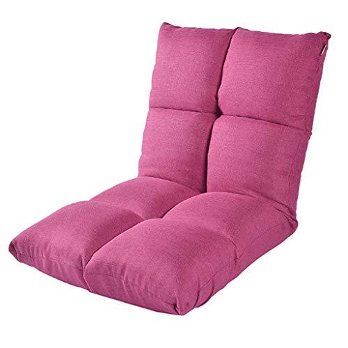 MAGO Faules Sofa Faltbares kleines Schlafsofa zum Lesen von TV-Spielen, Multi-Color Optional (Farbe...