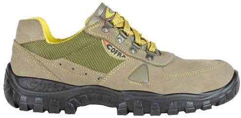 Cofra TA120 – 000.w40 calzado de trabajo,Zenith, tamaño 6,5, color marrón