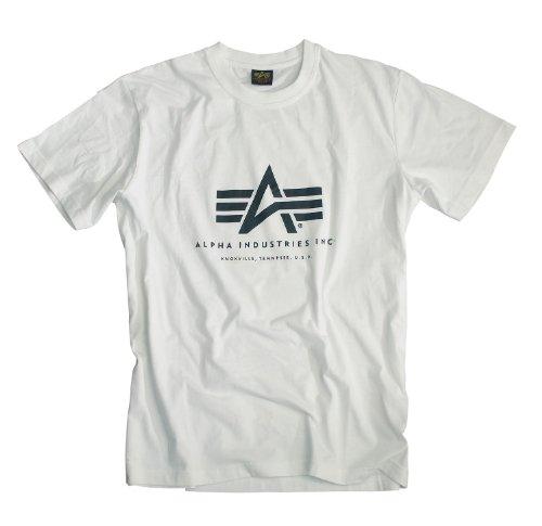 Alpha Industries Basic T-Shirt 100501 White